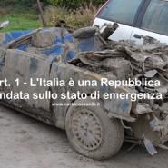 Ansa: Galletti, Italia trascurata a lungo, ora prevenzione