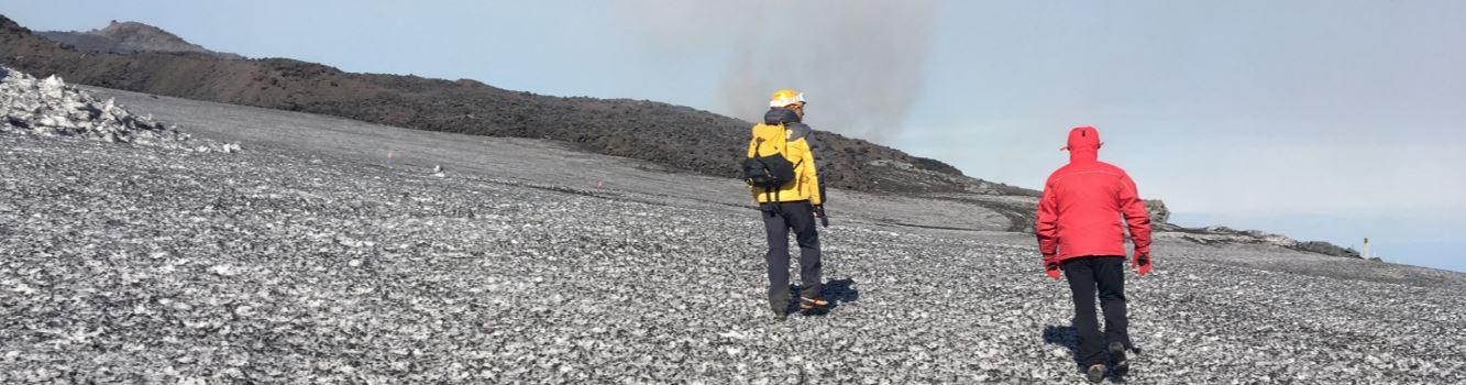 Rischio vulcanico Etna
