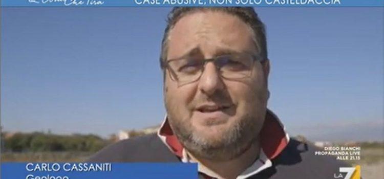 Il geologo Cassaniti: abusivismo e pericolosità geologiche mix esplosivo per la sicurezza dei cittadini.