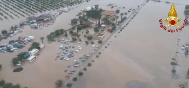 Maltempo: firmata l'ordinanza di protezione civile per gli interventi urgenti nelle regioni colpite